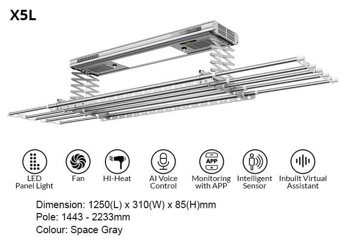 Orlant - Smart Hanger Model X5L