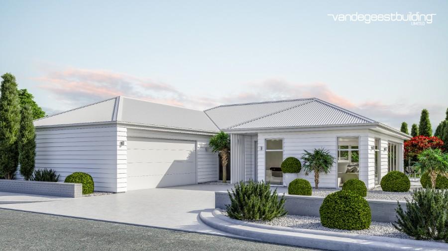 Van De Geest House Plans Christchurch Builders