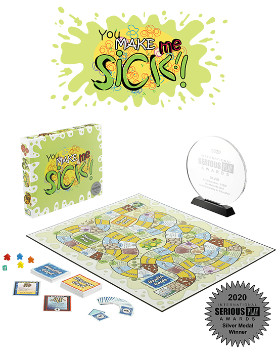 You Make Me Sick Board Game