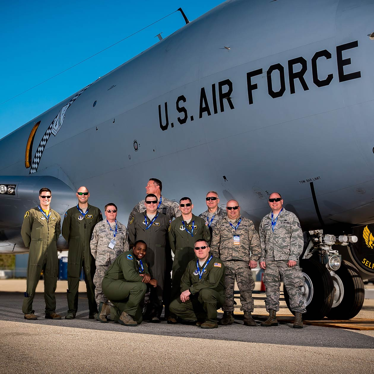 U.S. Air Force Tanker Crew