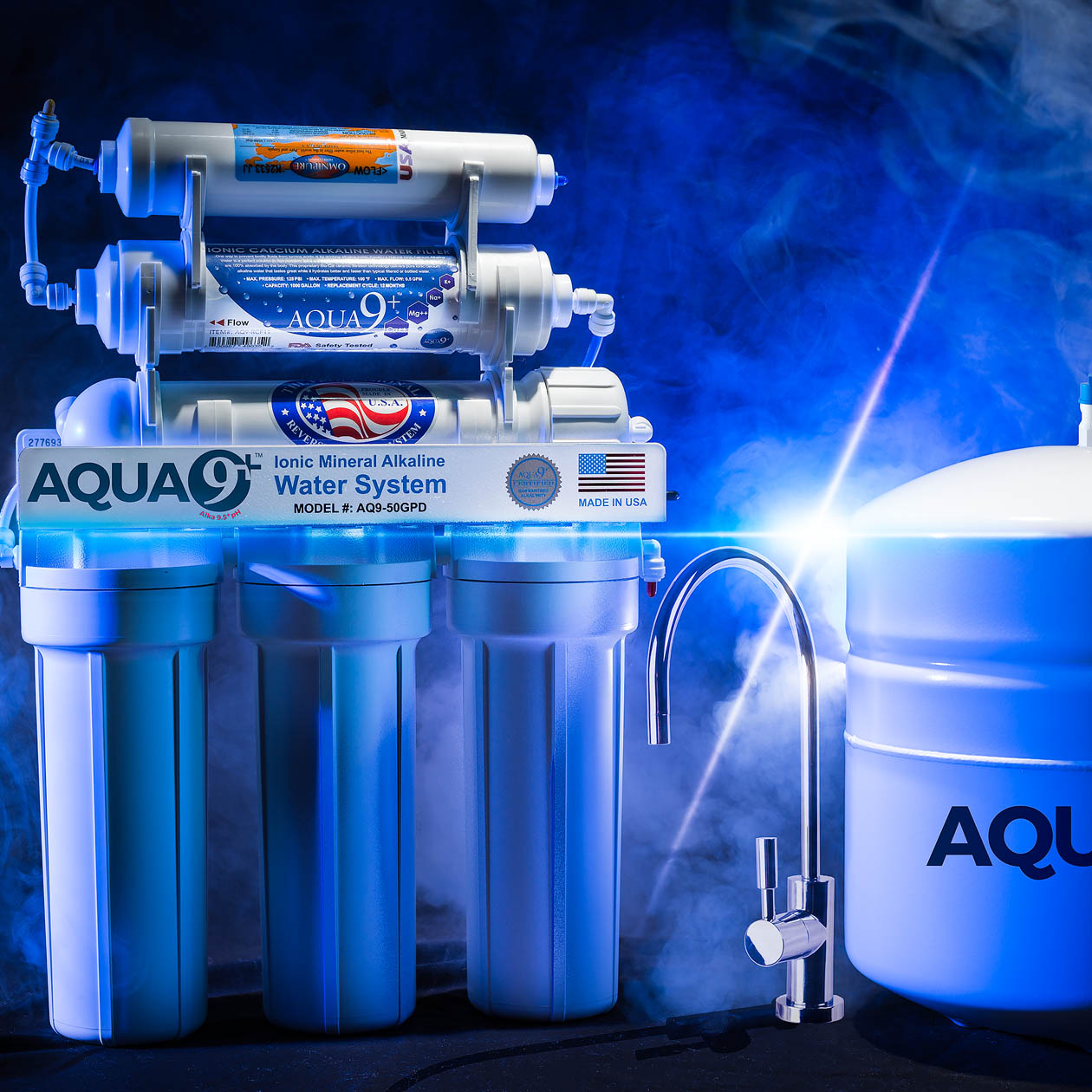 AQUA 9+ Home System