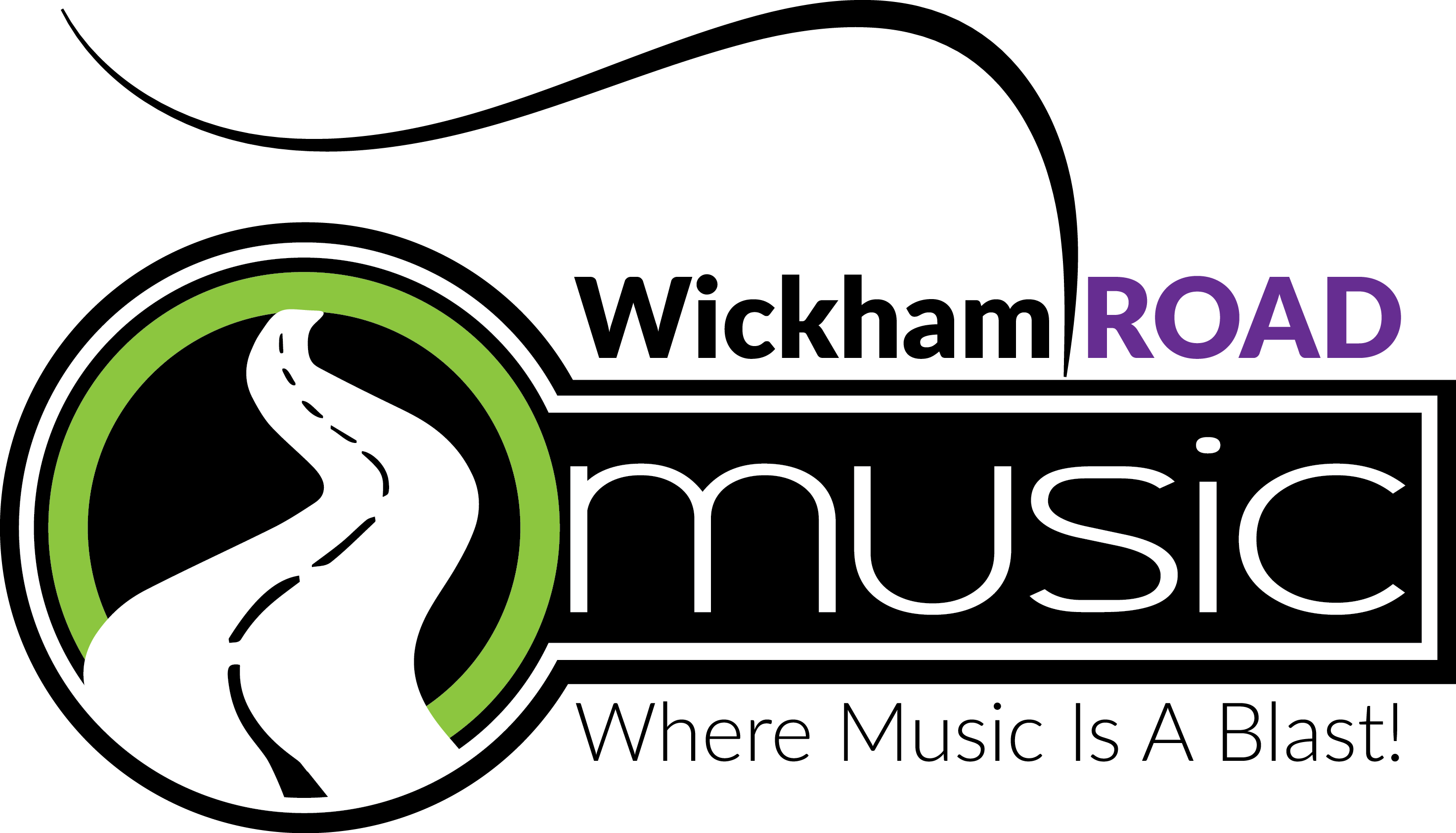 Wickham Road Music Logo