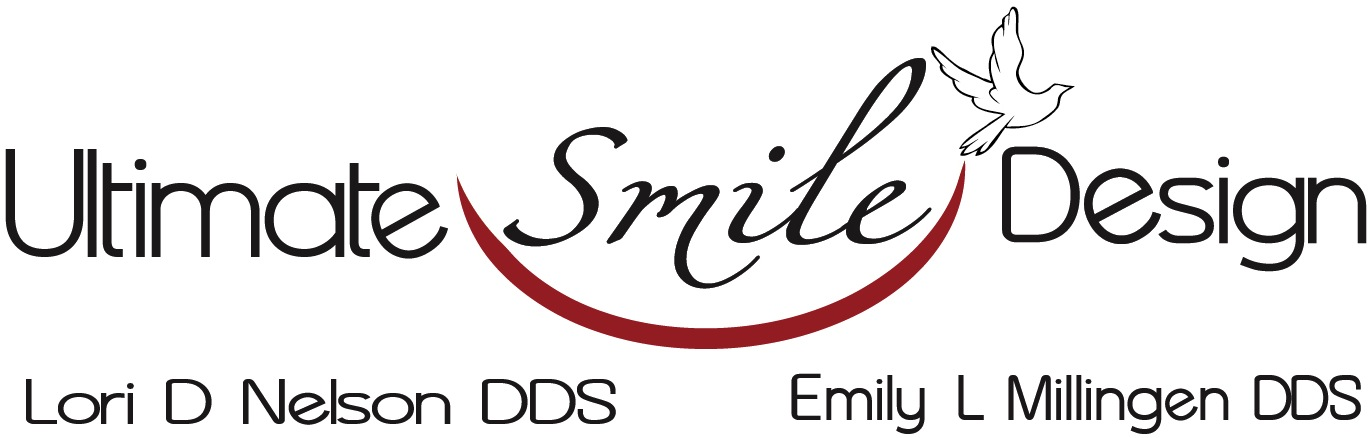 Ultimate Smile Design Logo