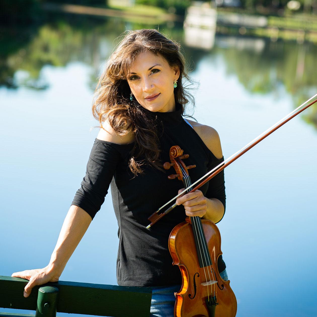 Mariana Lake Violinist #2