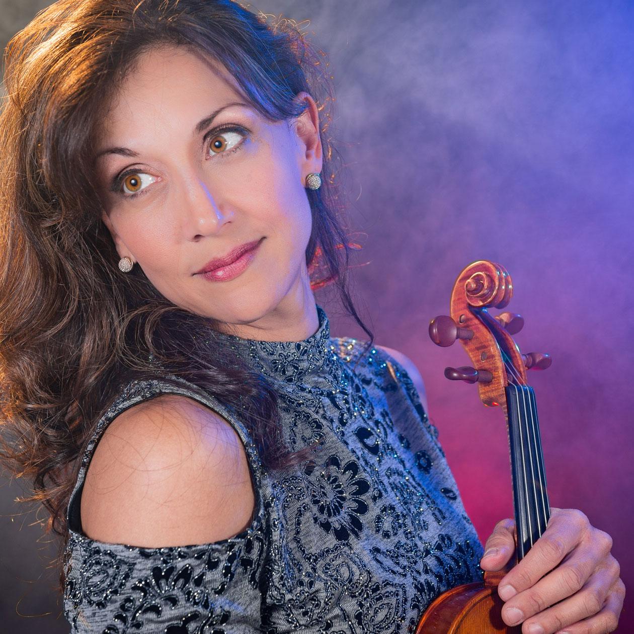 Mariana Stage Violinist
