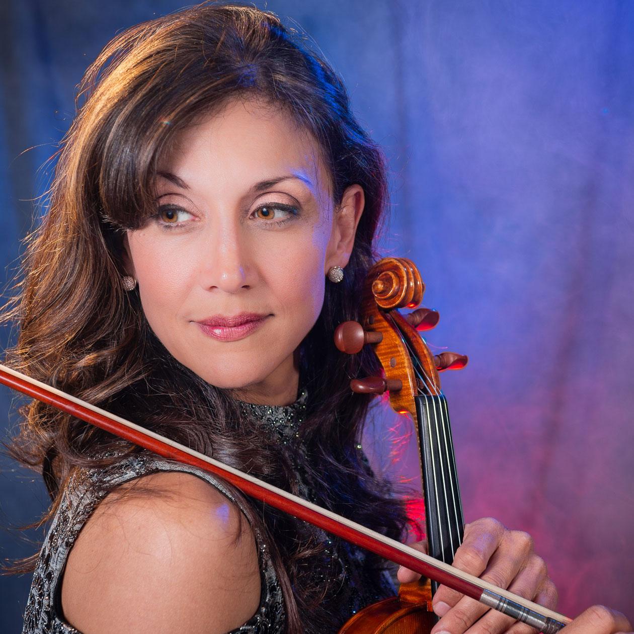 Mariana Stage Violinist #3