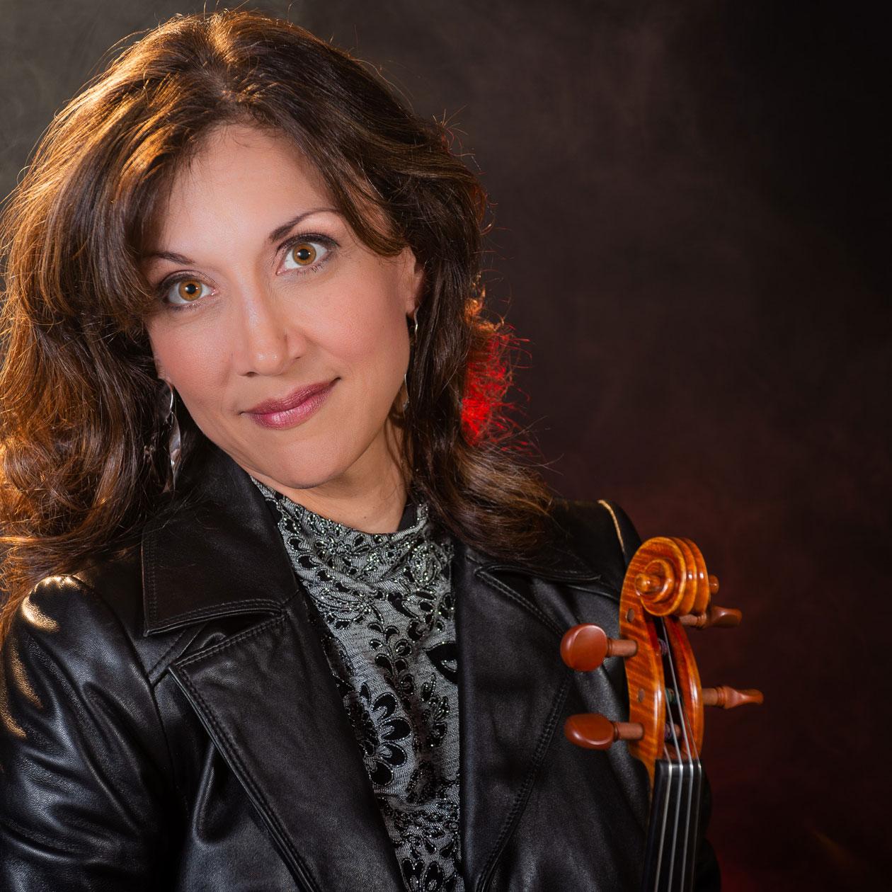 Mariana Stage Violinist #2