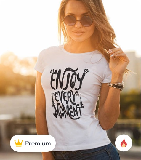 Enjoy Every Moment T-Shirt Women product