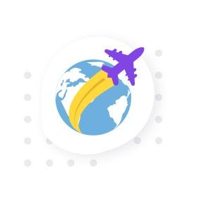 No upfront cost icon