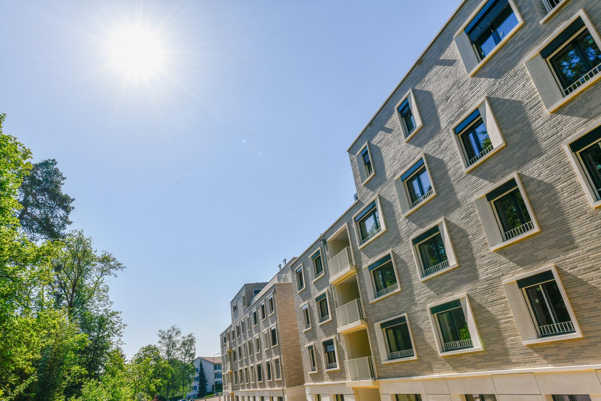 Wohnüberbauung Binzmühlestrasse