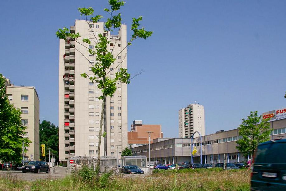 Hochhaus Ostring