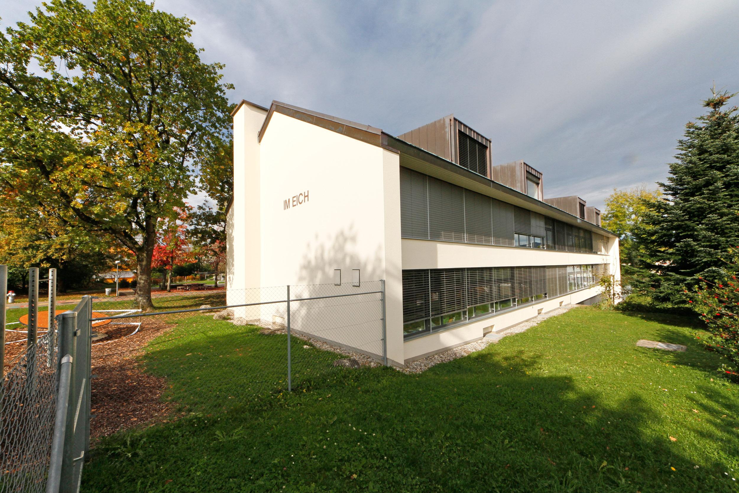 Schulhaus «Im Eich»