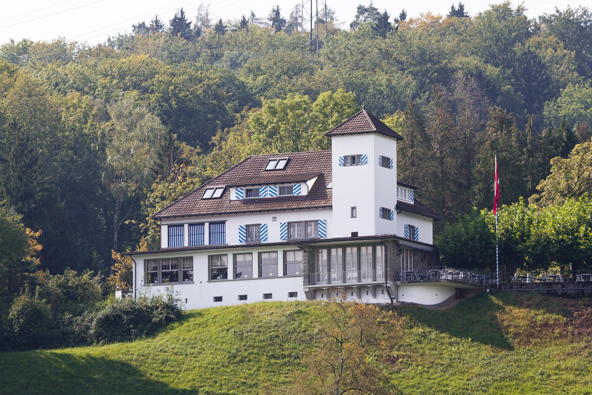Erweiterungsbau Restaurant Waldmannsburg