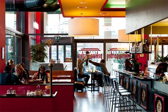Restaurant Dim Sum, Umbau Bahnhof SBB
