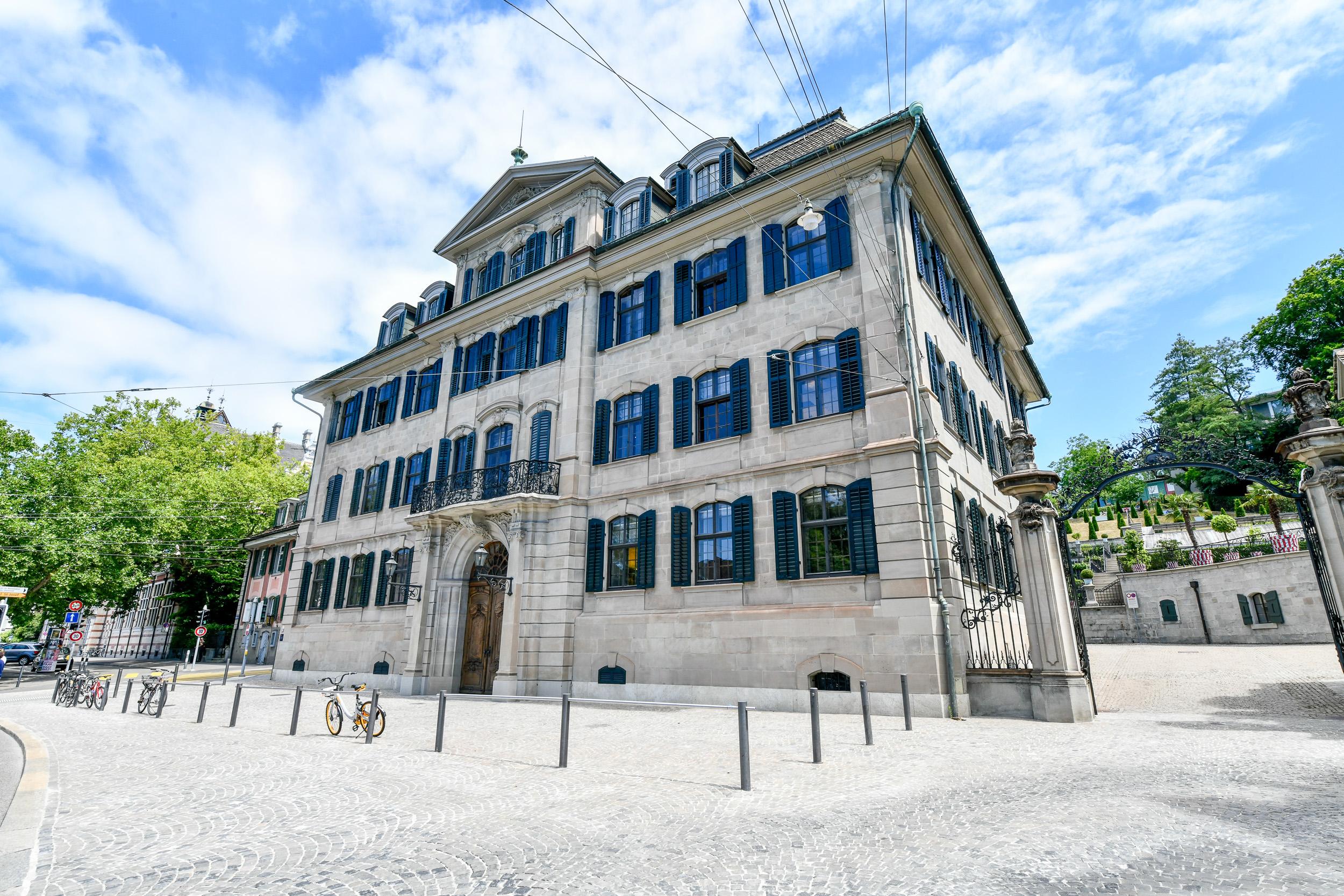 Umbau Haus zum Rechberg (mit Gastroküche)