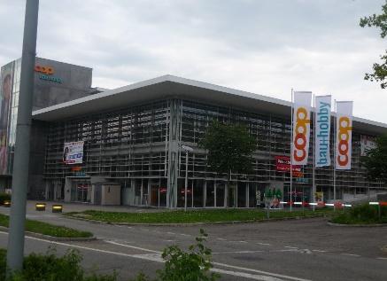 Zahnarztzentrum, Grabenwisstrasse