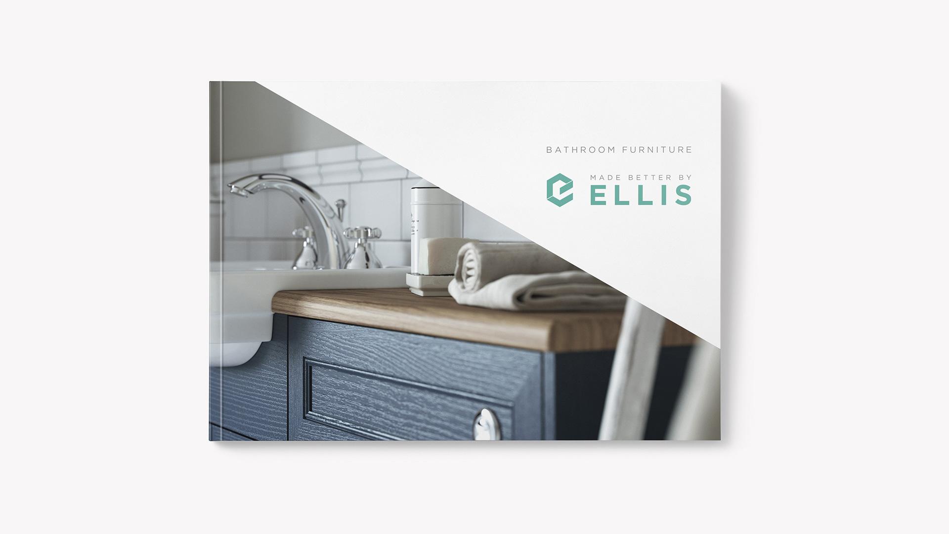 image of Ellis Desire Range brochure cover