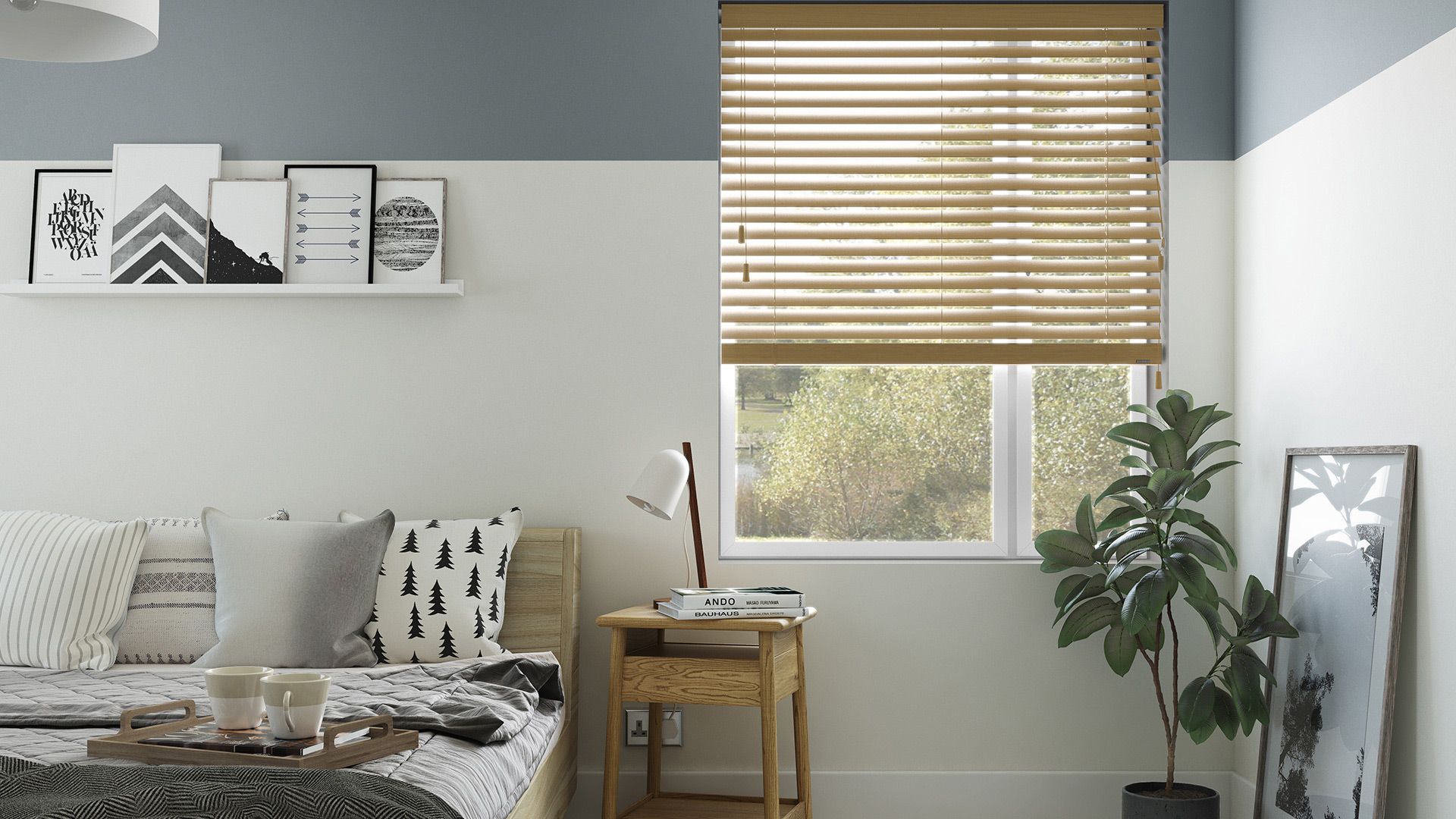 image of 247 Blinds curtains insitu
