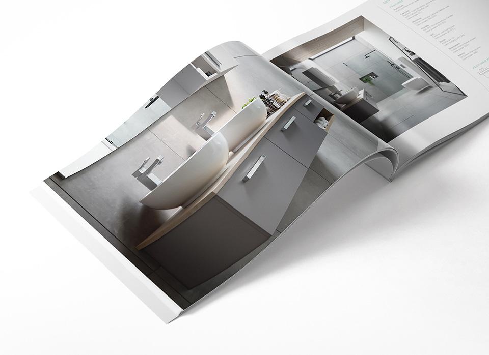 image of Ellis Desire Range brochure spread
