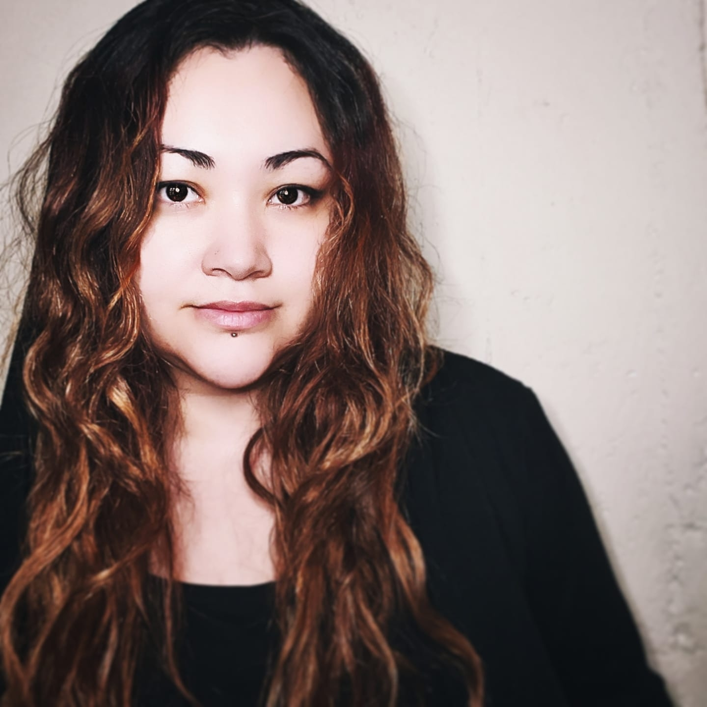 Portrait of Jina Anne