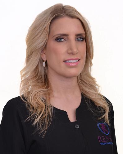 Denise Bona, Certified Laser Technician
