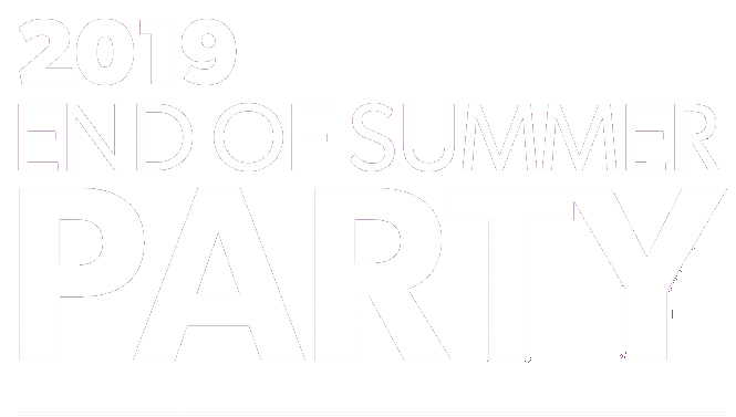 2019 end of summer party