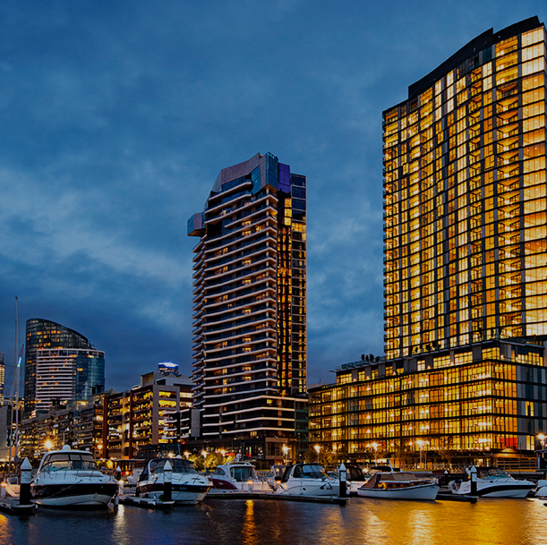 Convesso & Concavo - Docklands - Melbourne