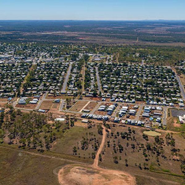 Reginal Queensland Development -
