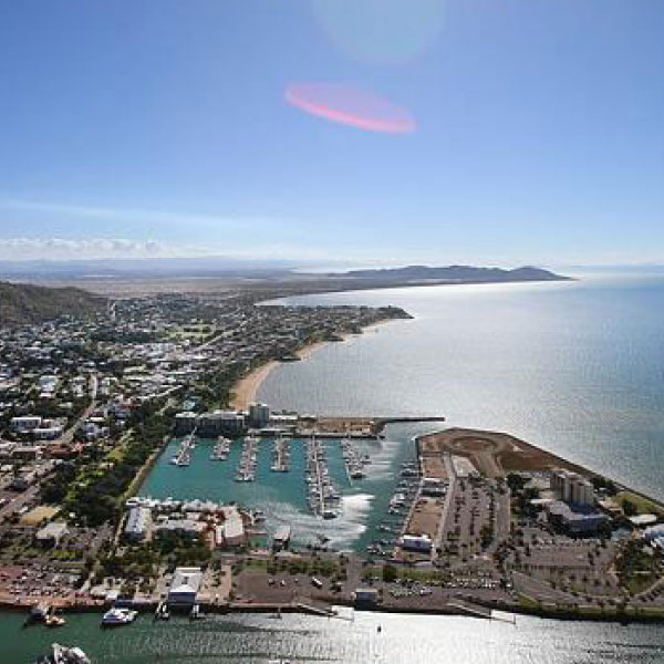 Townsville Waterfront - Townsville