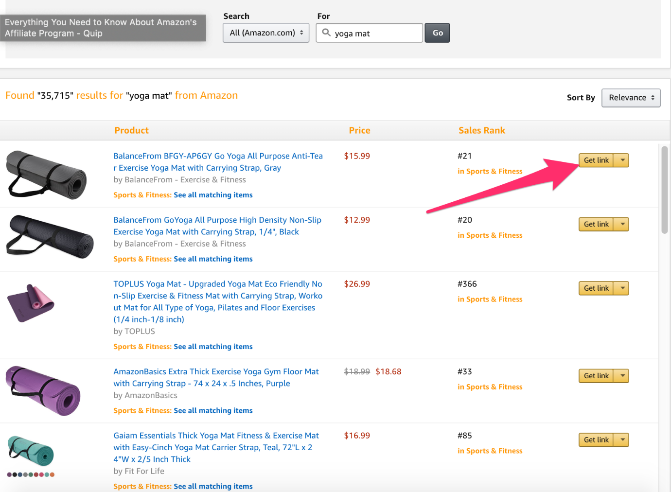 Everything You Need to Know About Amazon's Affiliate Program ...