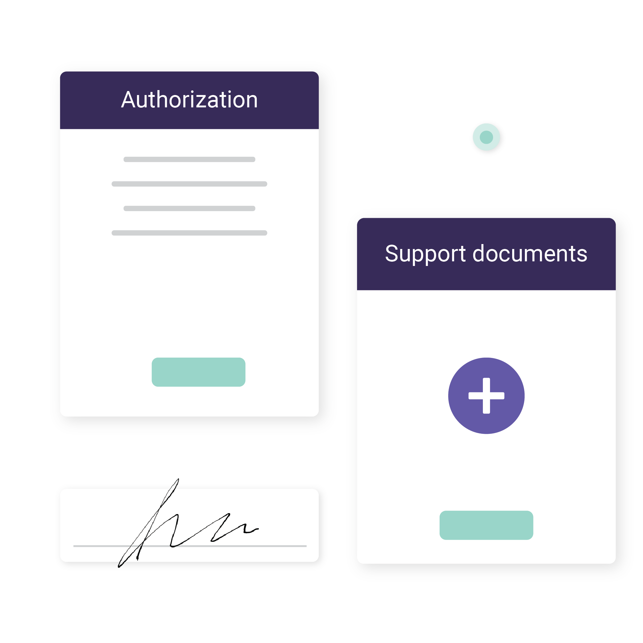 Authorization and Support Documents