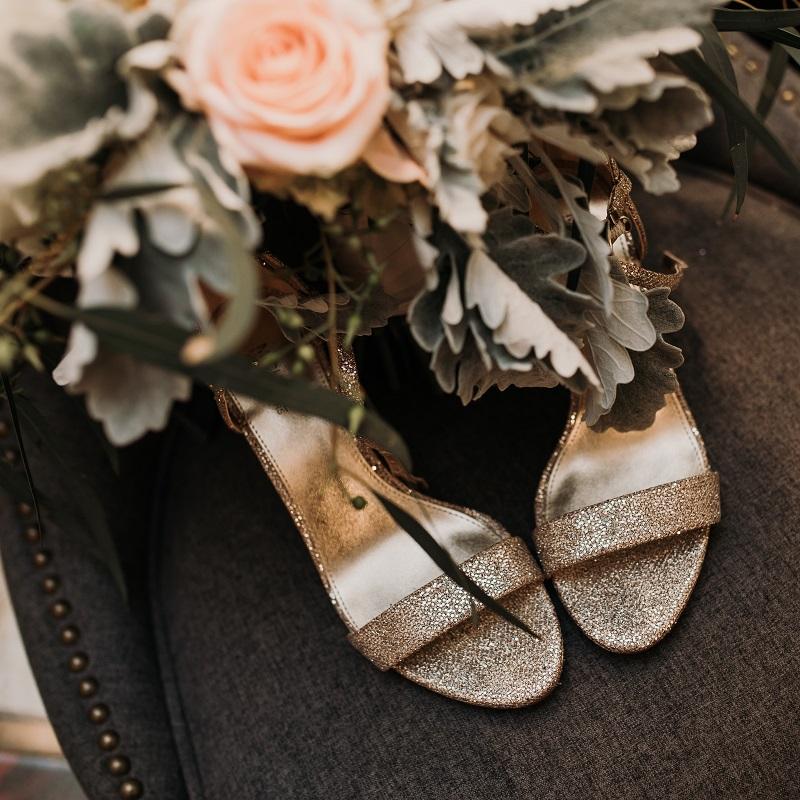Bridal Details Shot
