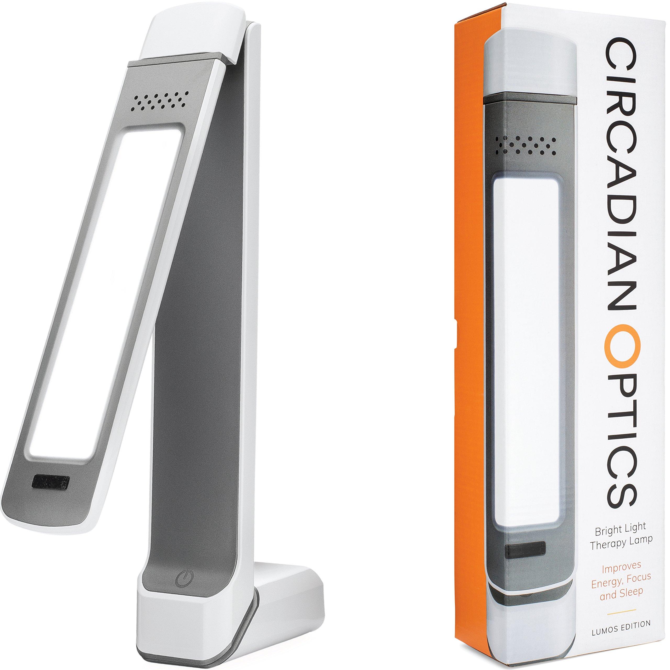 Circadian Optics Lux Full Spectrum Light Therapy Lamp
