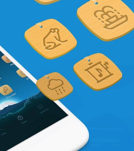Relax Melodies app screenshot