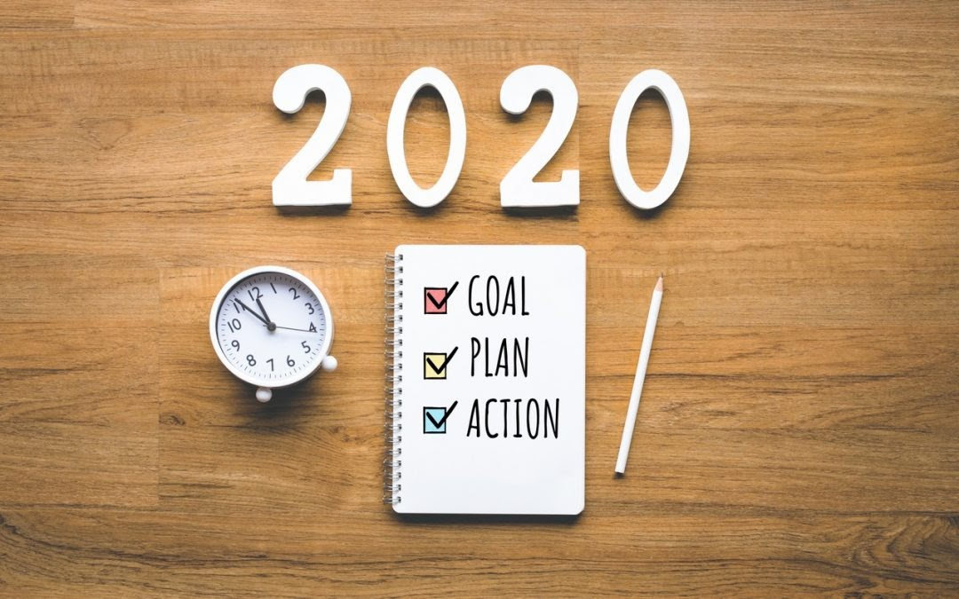 Create a plan of action for this year for it to be more successful.
