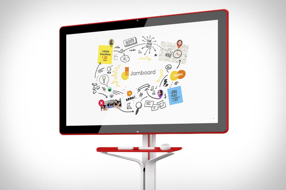 Tarifs écran tactile Jamboard
