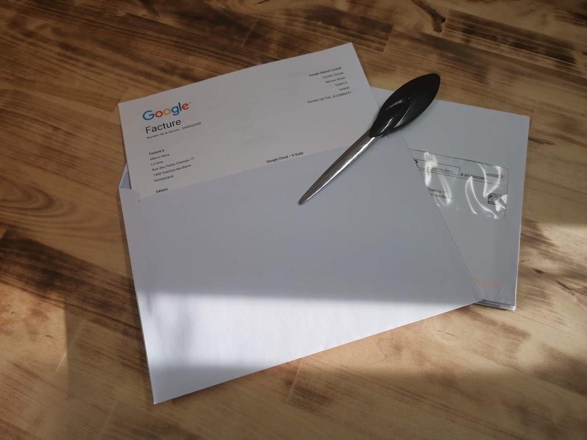 Service de courrier du Hive
