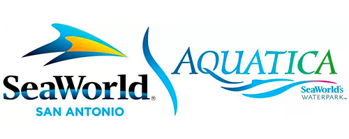 Sea World San Antonio and Aquatica Logo
