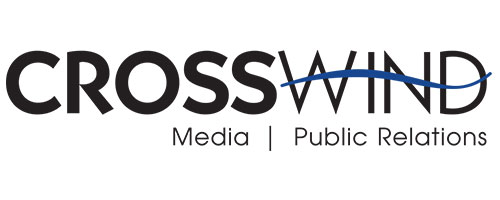 Crosswind Media & Public Relations Logo