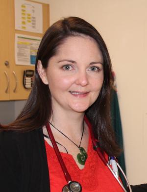Dr Sarah Clarke GP