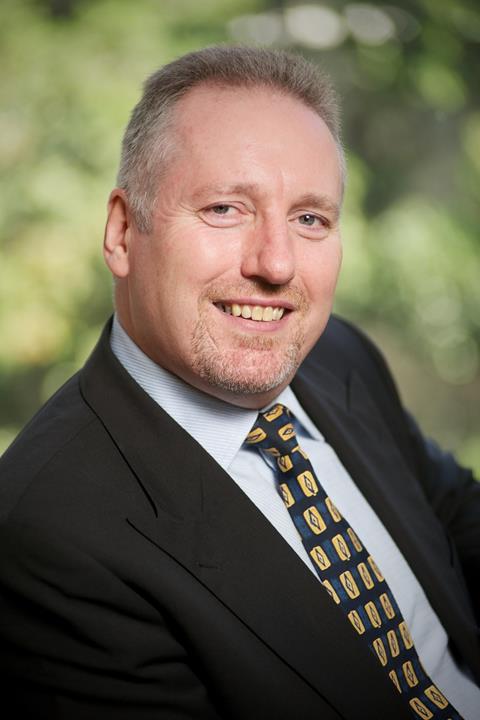 David Moger, Funeral Directors Association