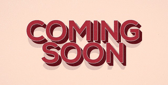 Graphic that says Coming Soon in red text