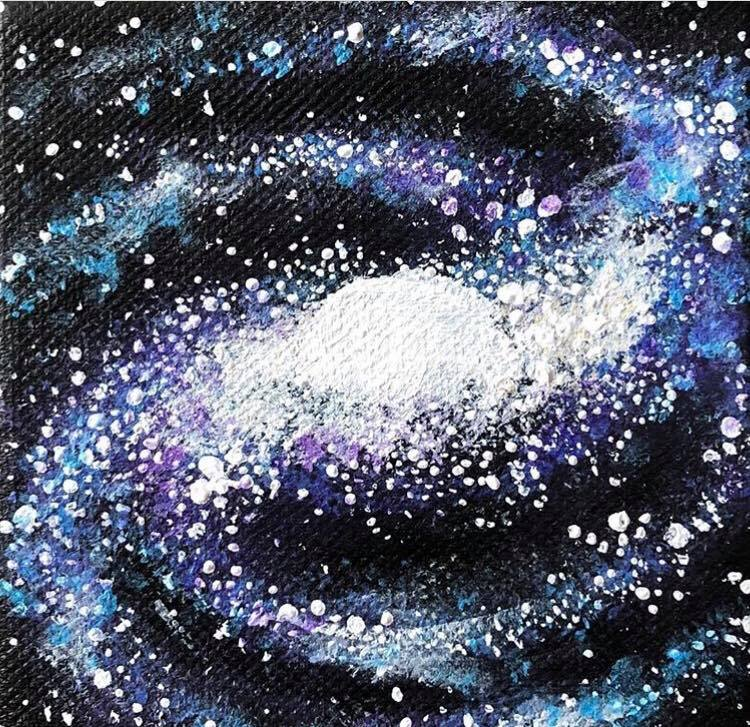 Painting of a Galaxy