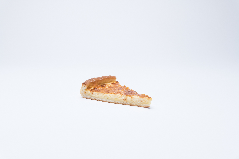 Fonduekuchen Stück