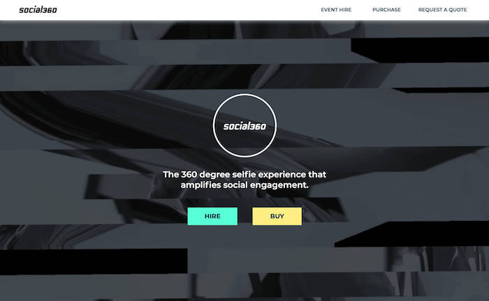 Responsive Website Development for Social 360 Business