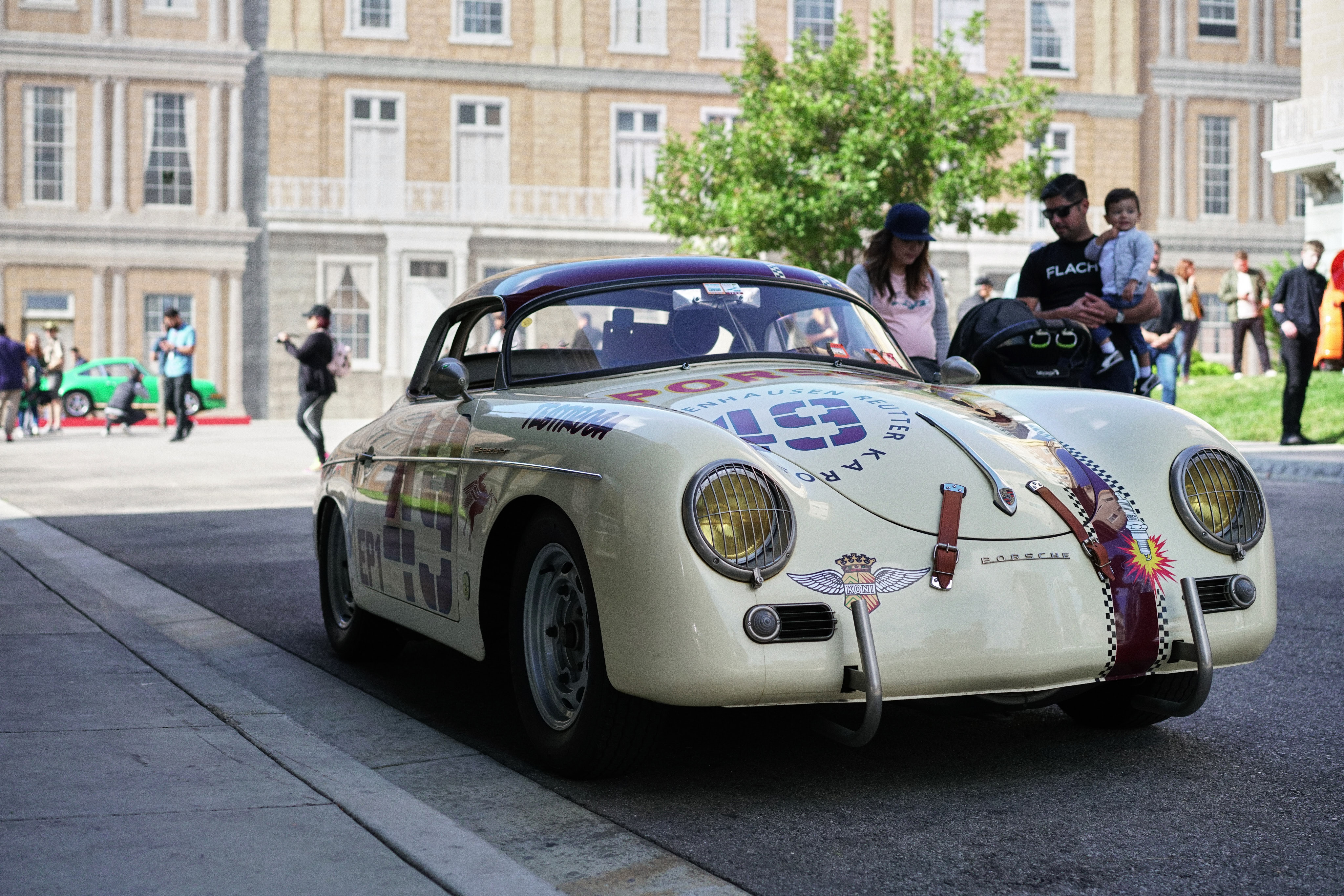 Luftgekühlt-6-Rennen-33-Porsche-356-1957-Testirosa-Speedster-R-Front