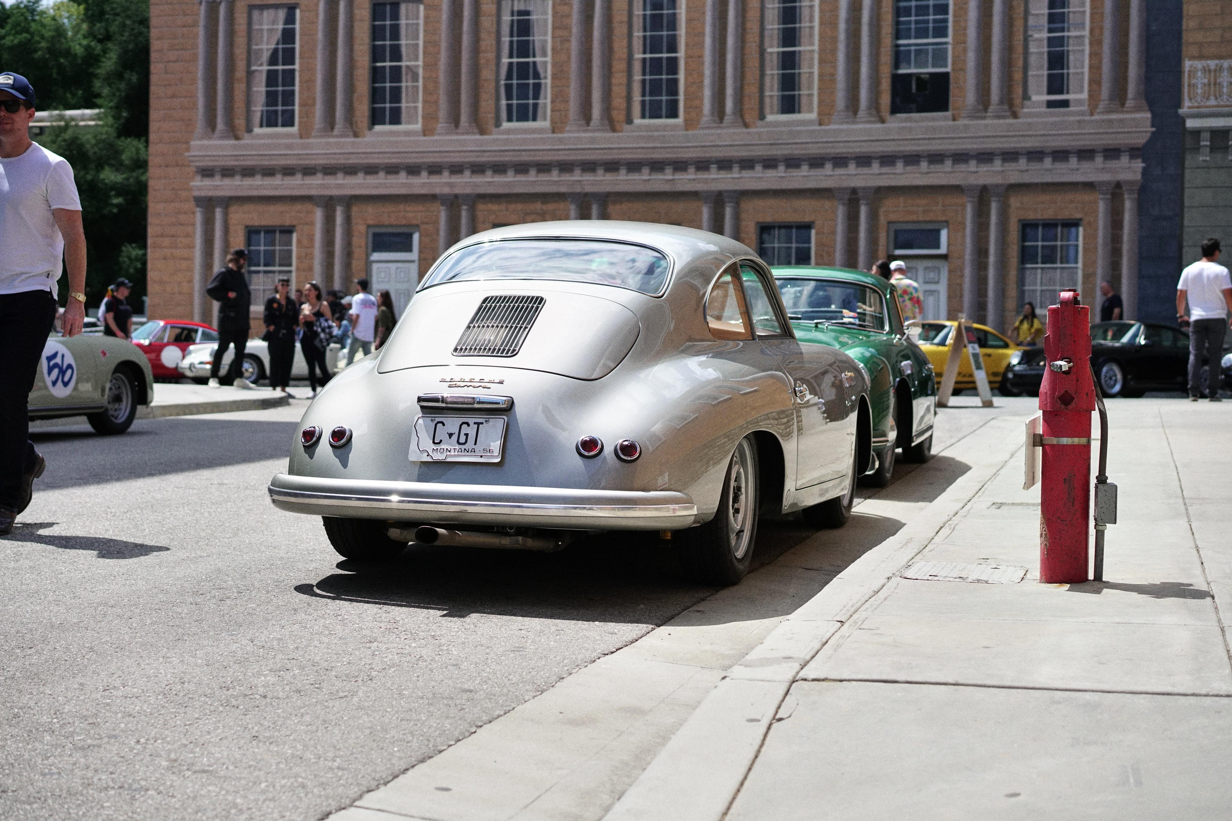Luftgekühlt-6-Rennen-53-Porsche-356-1956-Carrera-Rear
