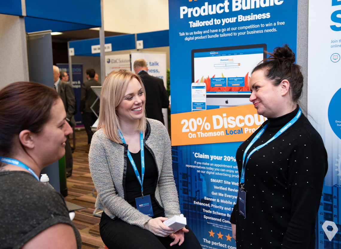 Hampshire firms encouraged to exhibit at the region's biggest business event