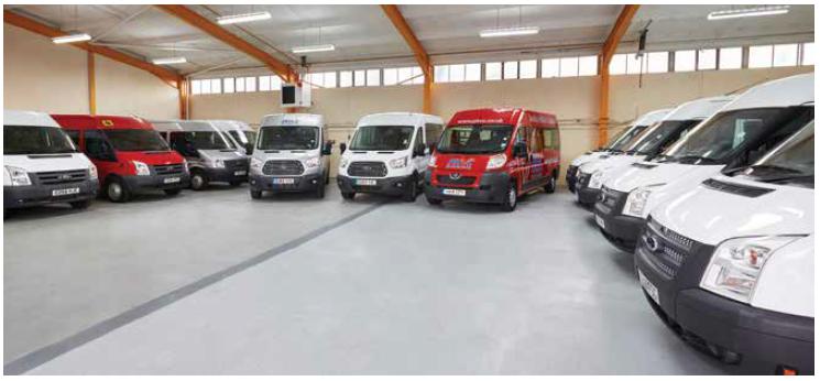 PHVC Car & Van Leasing Division