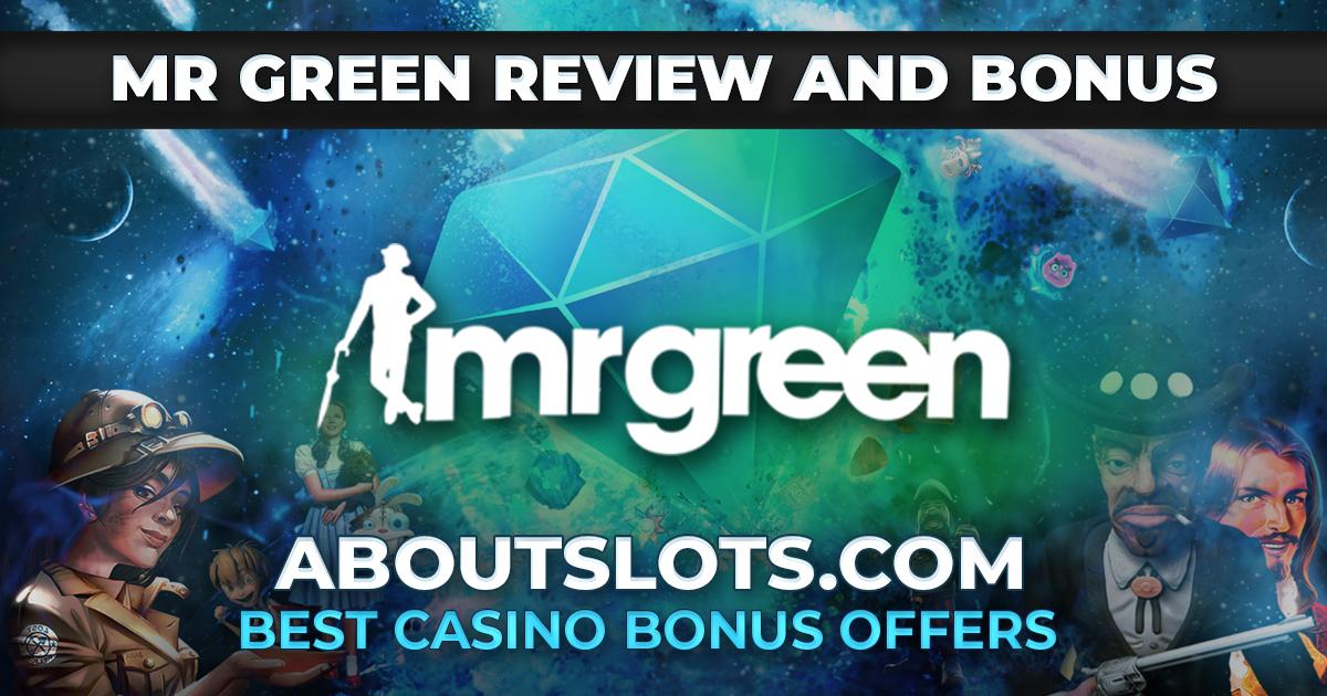 Mr Green Online Casino